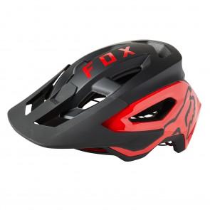 Kask FOX Speedframe Pro MIPS M czarny/czerwony