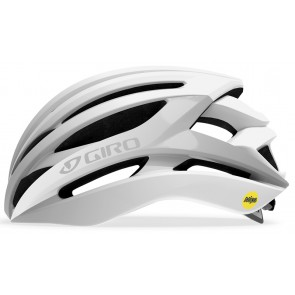 Kask szosowy GIRO SYNTAX INTEGRATED MIPS matte white silver roz. S (51-55 cm) (NEW)