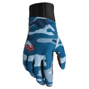 Rękawiczki FOX Defend Pro Fire blue camo