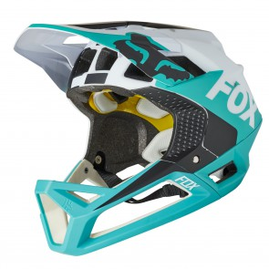 Kask FOX Proframe Blocked teal