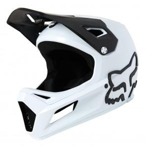 Kask FOX Rampage MIPS S biały