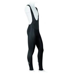 Spodnie ocieplane Bora, czarne, M