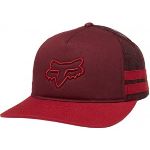 Czapka Z Daszkiem Fox Lady Head Trik Trucker Cranberry Os