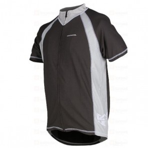 ROYAL Koszulka ENDURO czarno szara L