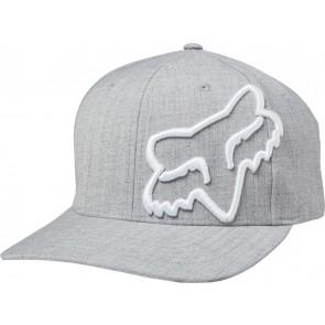 Czapka Z Daszkiem Fox Clouded Flexfit Steel Grey S/m