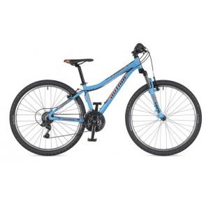 """A-MATRIX 26 13,5"""" niebiesko(mat)/niebieski(mat), rower AUTHOR'19"""