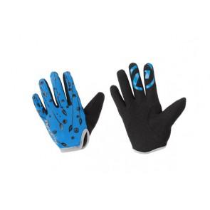 Accent Rękawiczki dziecięce Elsa niebieskie L/XL
