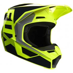 Kask Fox Junior V-1 Lovl Black/yellow