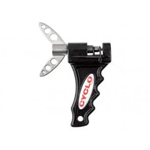 Skuwacz do łańcucha WELDTITE CYCLO Workshop Chain Rivet Extractor 5,6,7,8,9,10 speed & 1/8 single speed
