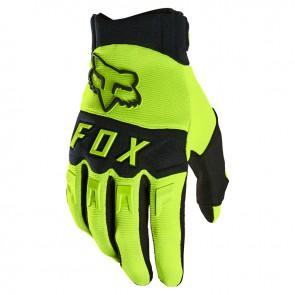 Rękawiczki FOX Dirtpaw CE żółty