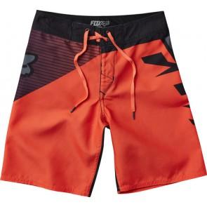 Boardshort Fox Junior Diamond Flo Orange Y26