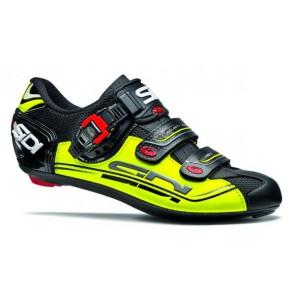 Buty szosa GENIUS 7 żółto-czarne 43