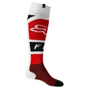 Skarpetki FOX Lux Thin czerwony