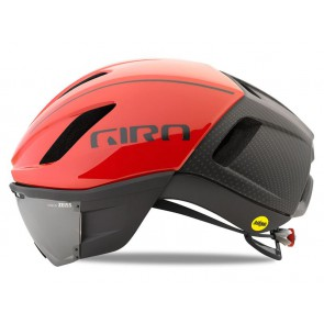 Kask czasowy GIRO VANQUISH INTEGRATED MIPS matte bright red roz. M (55-59 cm) (NEW)
