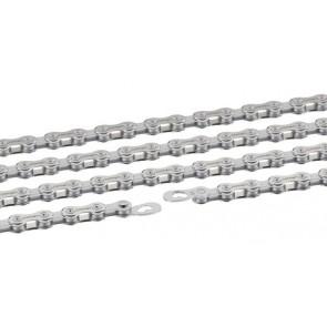 Łańcuch CONNEX 11sX stal nierdzewna / nikiel, 118 ogniw, spinka conneX link