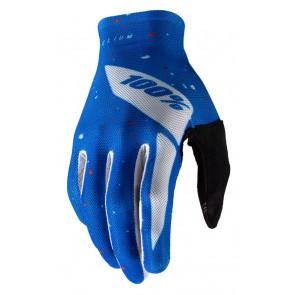 Rękawiczki 100% CELIUM Glove blue white