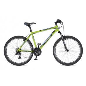 "OUTSET 26 15"" zielono/czarny, rower AUTHOR'19"