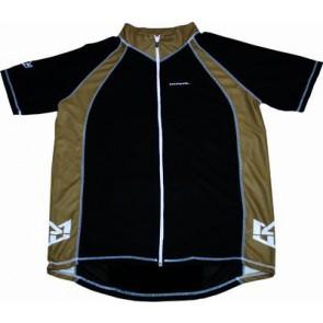 ROYAL Koszulka ENDURO czarno brązowa XL