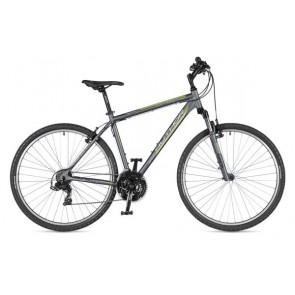 "COMPACT 29 18"" grafitowo(mat)/grafitowy(mat), rower AUTHOR'19"