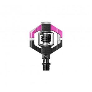 Crank Brothers Pedały Candy 7 Różowo-czarne