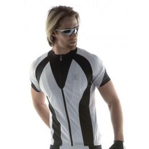 Biemme koszulka AKTIVITUDE XXL biało czarna