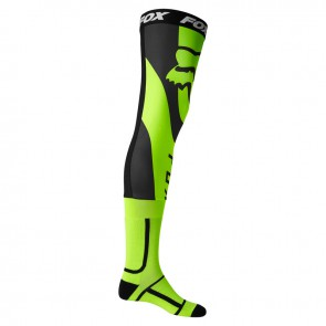 Skarpetki FOX Mirer Knee Brace żółty