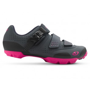 Buty damskie GIRO MANTA R dark shadow bright pink roz.37 (NEW)