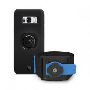 QuadLock Uchwyt do biegania z etui dla Samsung Galaxy S8