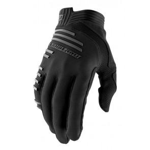 Rękawiczki 100% R-CORE Glove black roz. L (długość dłoni 193-200 mm) (NEW)