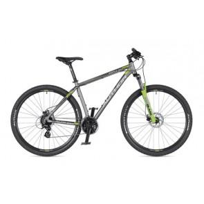 """IMPULSE 29 17"""" grafitowo(mat)/zielony(mat), rower AUTHOR'19"""