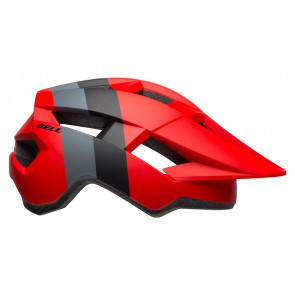 BELL SPARK downdraft matte crimson black kask
