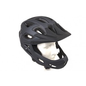 Kask AUTHOR CREEK FF szary 54-57
