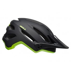 BELL 4FORTY INTEGRATED MIPS cliffhanger matte gloss black green kask-S