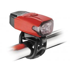 Lampka przednia LEZYNE LED KTV DRIVE 200 lumenów, usb czerwona (DWZ)