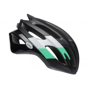 Kask szosowy BELL FALCON INTEGRATED MIPS attitude matte gloss black white mint roz. M (55-59 cm) (NEW)