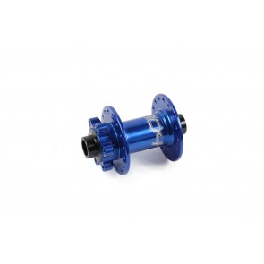 Hope Piasta przednia Pro 4 Evo 15mm 36h Niebieska