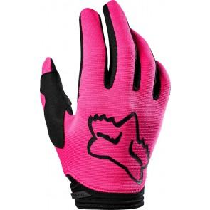 Rękawice Fox Junior Dirtpaw Prix Pink Ys
