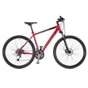 """MISSION 29 22"""" czerwono/czarny, rower AUTHOR'19"""