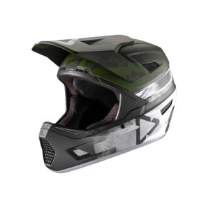 Kask LEATT DBX 3.0 DH V20.1 Forest