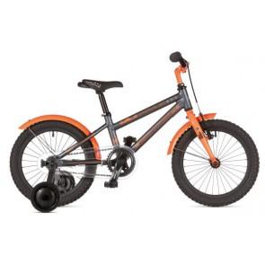 """STYLO 16 9"""" grafitowo(mat)/pomarańczowy(fluo), rower AUTHOR'19"""