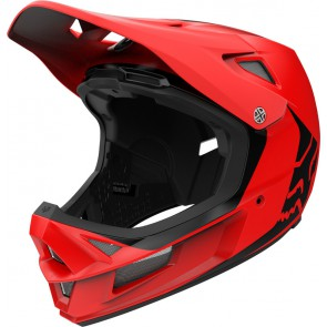 FOX Kask Rowerowy  Rampage Comp Infinite Bright Red