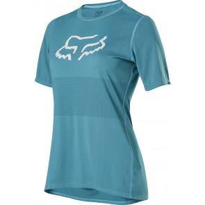 Koszulka Rowerowa Fox Lady Ranger Aqua