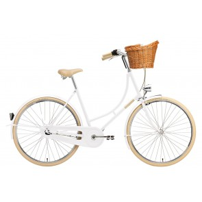 Creme Cycles Rower HOLYMOLY LADY SOLO WHITE 3s S/M 49 BEZ BAGAŻNIKA