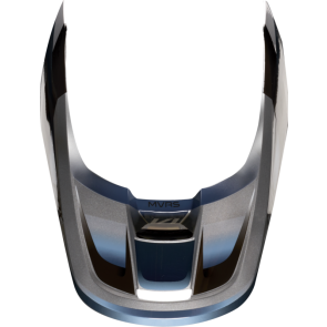 Daszek Do Kasku Fox V-1 Motif Blue/grey M