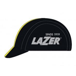 Czapka LAZER czarno-żółta rozm. M