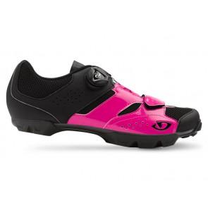 Buty damskie GIRO CYLINDER W bright pink black roz.40 (DWZ)