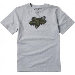 T-shirt Fox Junior Predator Jr Light Heather Grey