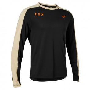 Jersey FOX Ranger DR MD Slide czarny