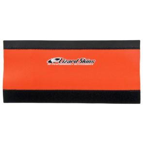 Osłona na ramę LIZARDSKINS SUPER JUMBO (L) roz.128mm x 245mm pomarańczowa