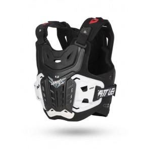 Leatt Chest Protector 4.5 Black zbroja